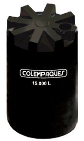 TANQUECILÍNDRICO AGUA 15 000 L