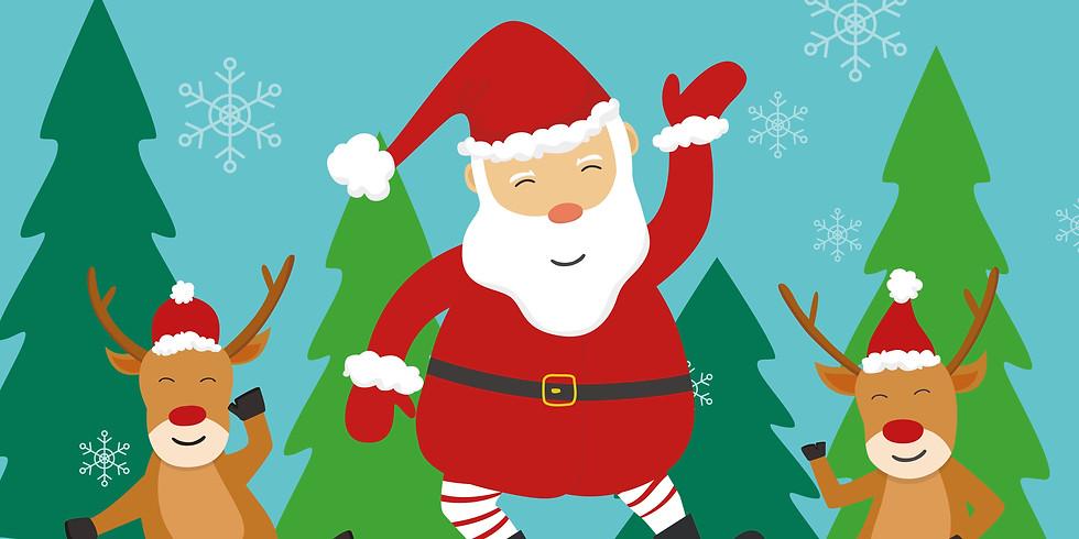 Grand jeu à la ferme - Les énigmes du Père Noël !
