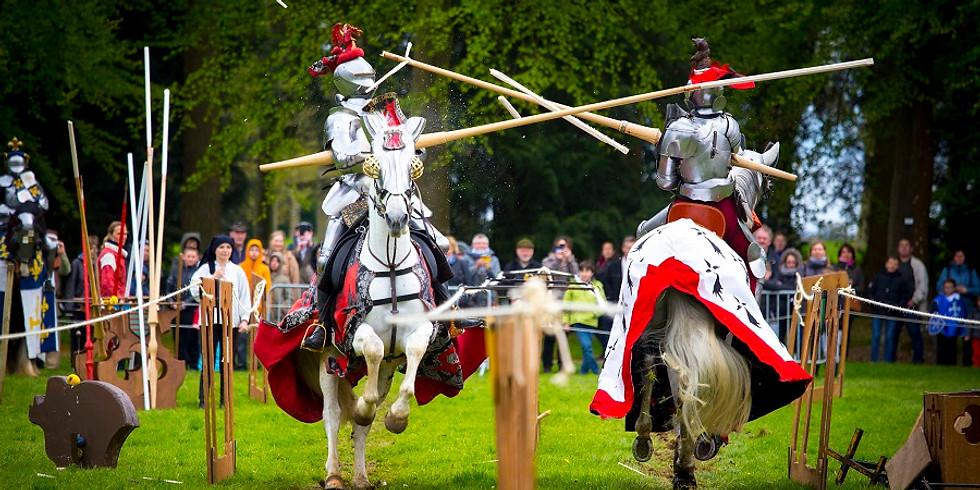 La Ferme remonte le temps à l'époque médiévale!