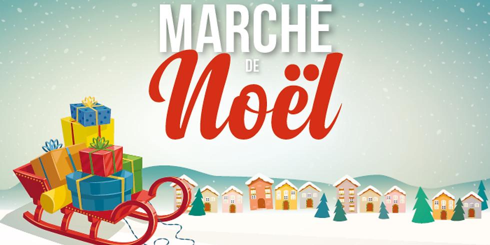 Marché de Noël de Chassieu !