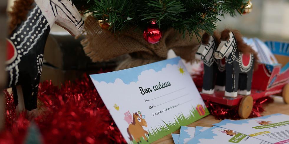 ~ Grand Jeu de Noël ~ Le voyage du Père Noël * En famille *