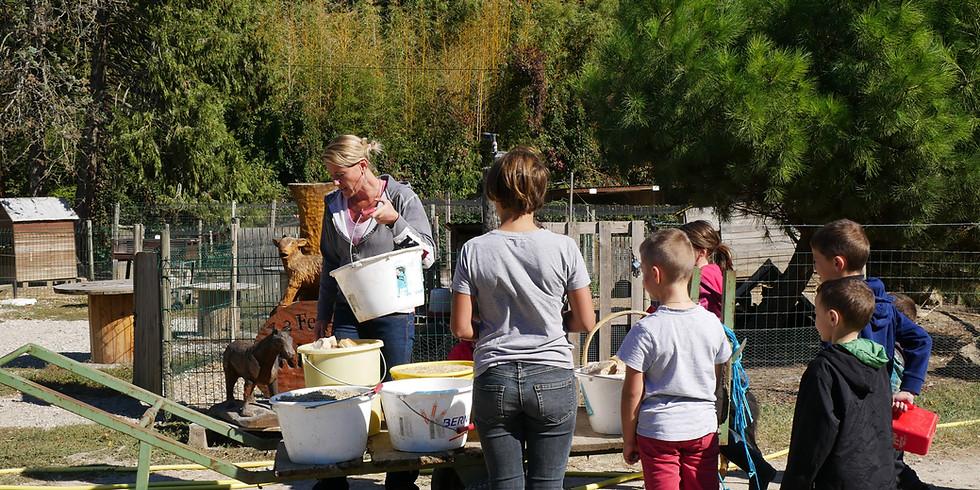 Atelier petits fermiers ! (de 6 à 12 ans)