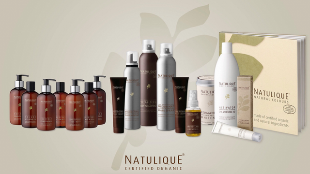 NATULIQUE Product Range