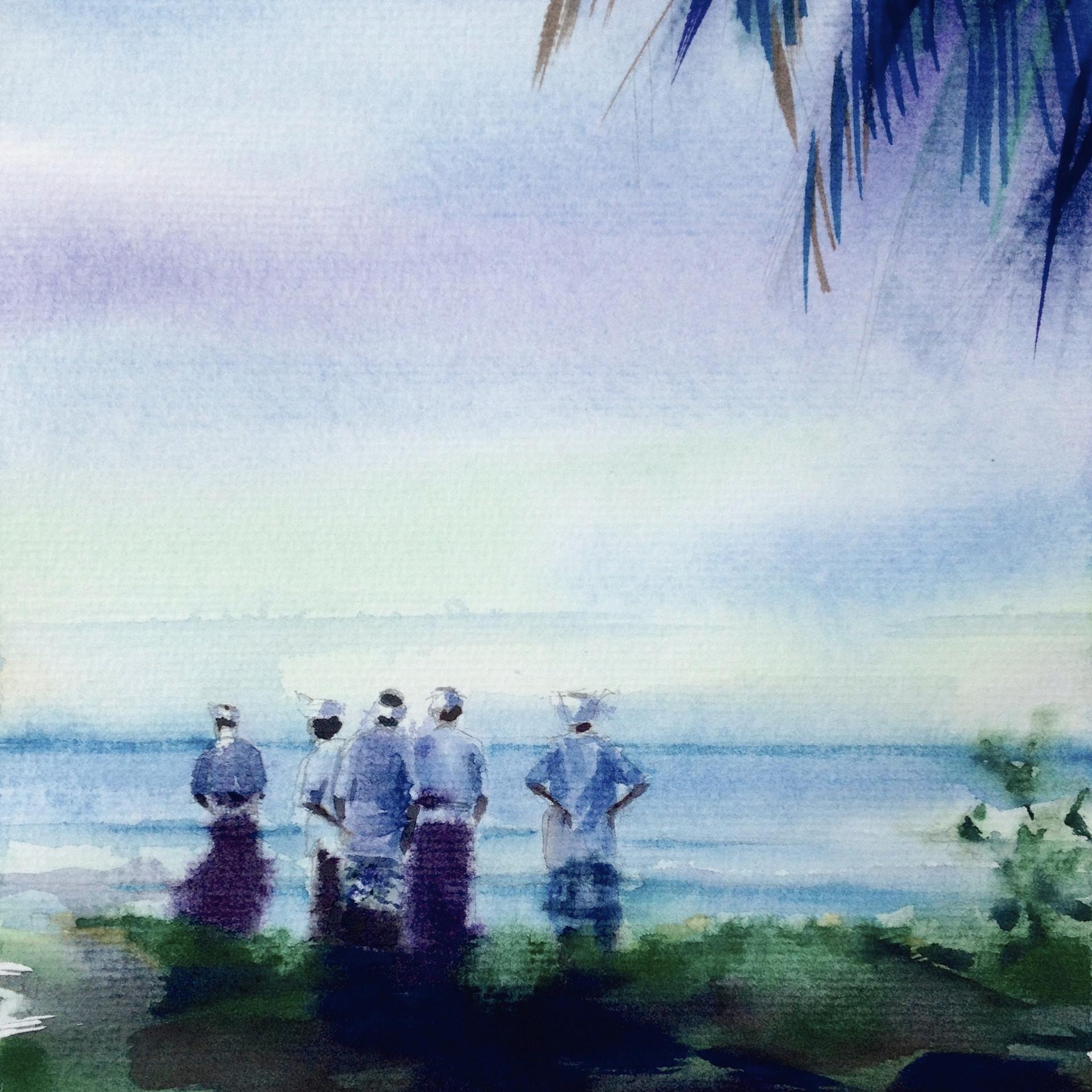 Balinese men.