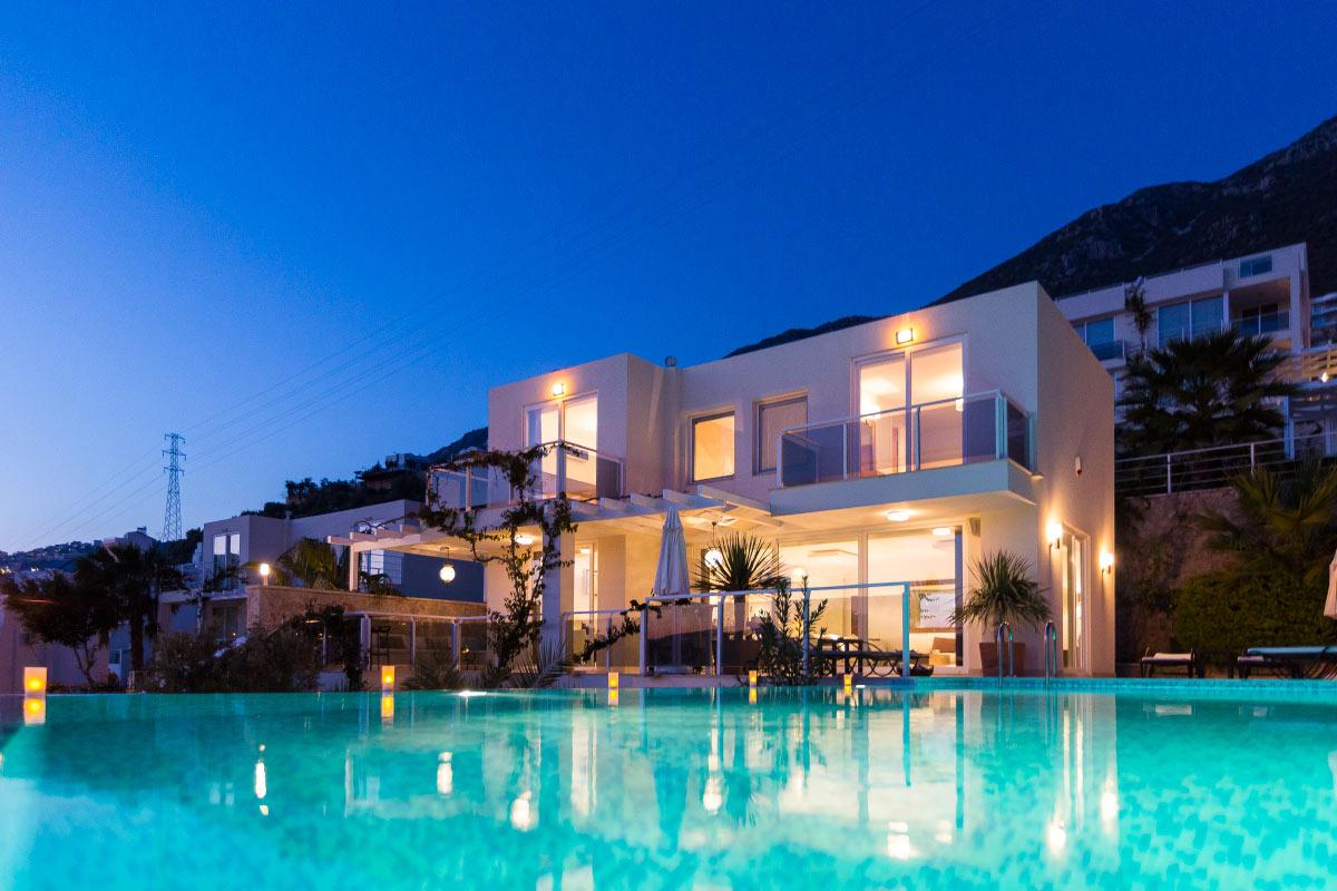 Villa Harika, Kalkan