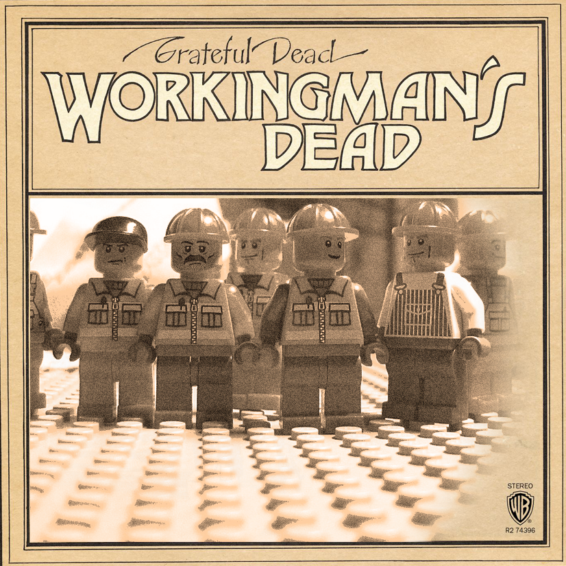 Workingman's Lego