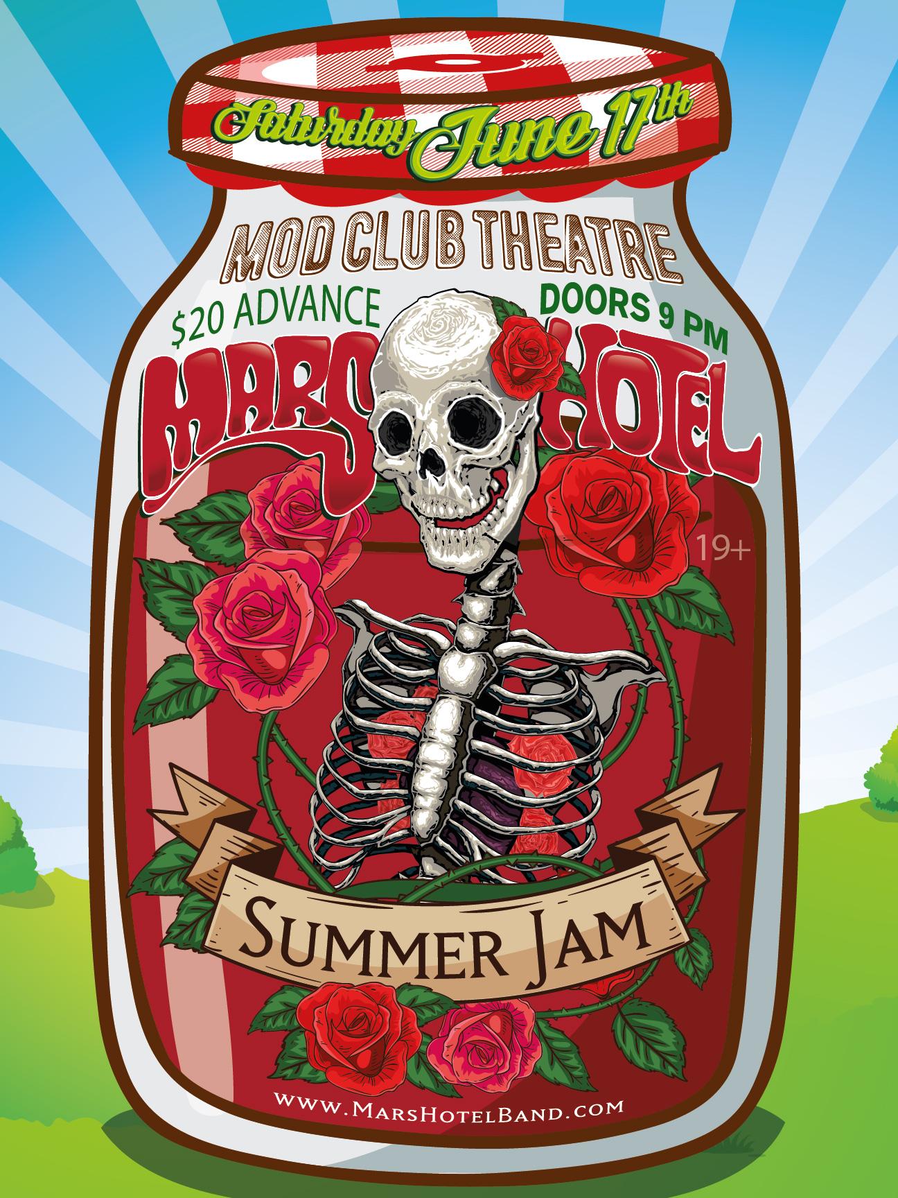 Mod Club - Summer Jam