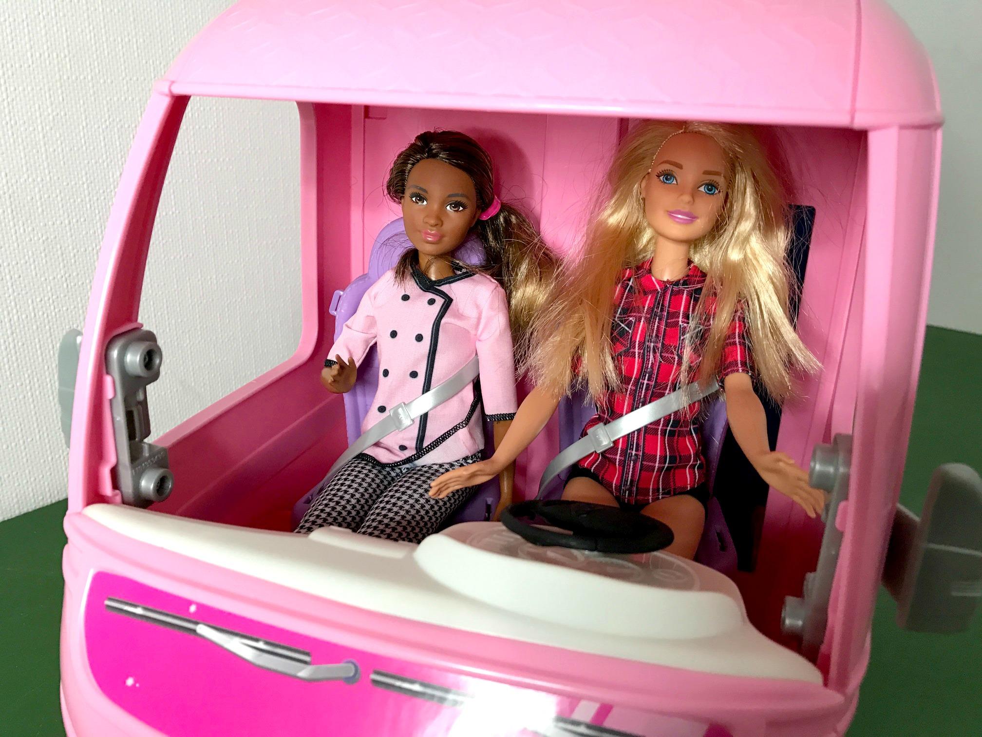 Barbie - Super Abenteuer-Camper - Mattel FBR34