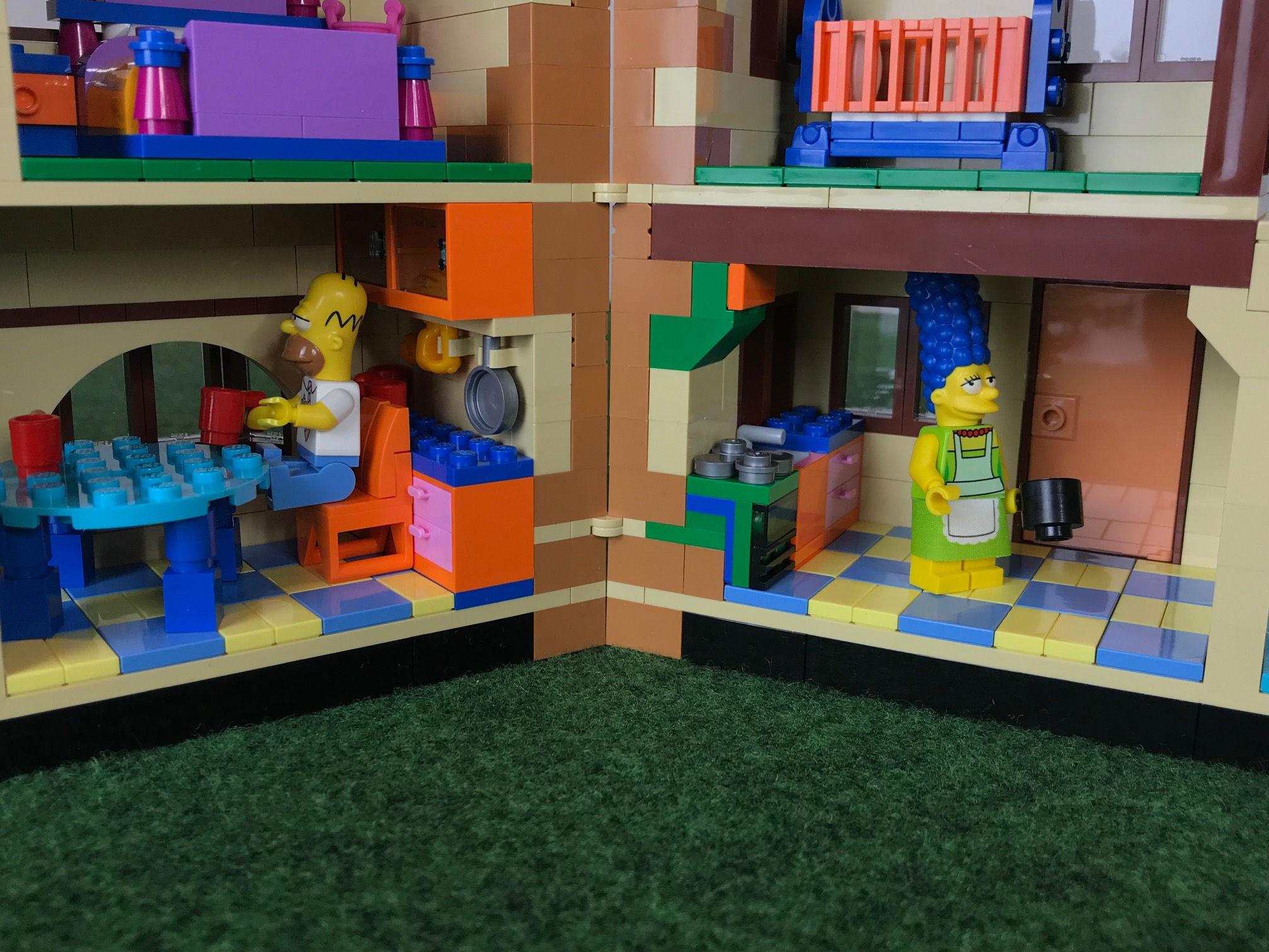 Lego küche küche ikea aufbau kosten magnolia unterschrank selber