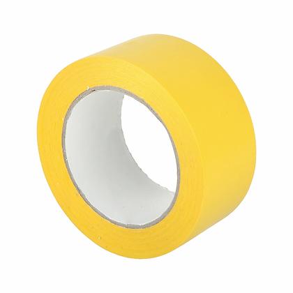 Bodenmarkierungsband PVC Gelb