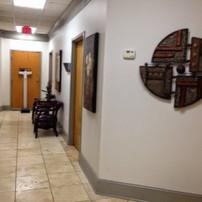ASIC Rehab hallway