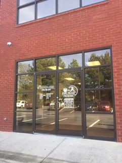 ASIC Rehab Double Doors