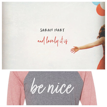 And Lovely It Is/Be Nice BUNDLE!