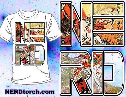 Okami NERD Shirt (Gen 3)