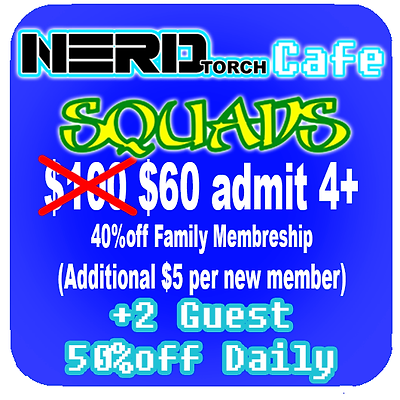Cafe Squads Family Plan