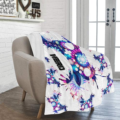 Splatter Controller Fleece Blanket