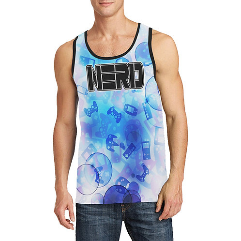 Gamer Bubble Tank Top