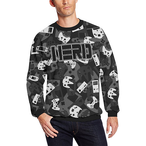 Gamer Camo Sweatshirt
