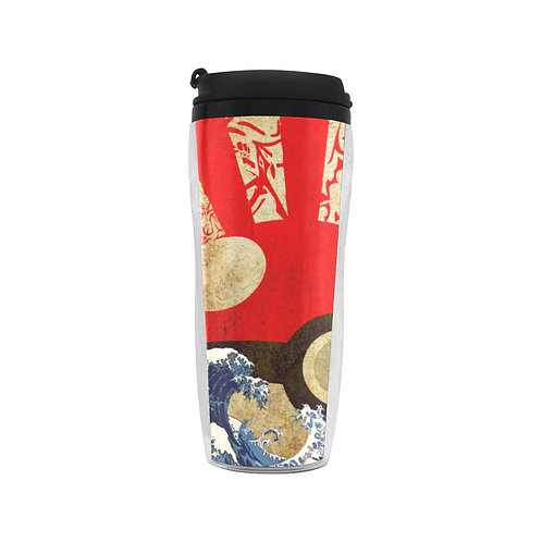 Pokemon Rising Sun Reusable Coffee Cup (11.8oz)
