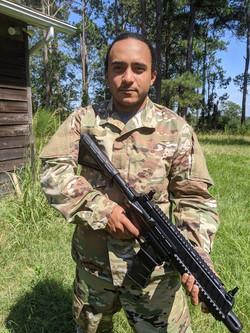 Keenan military 2