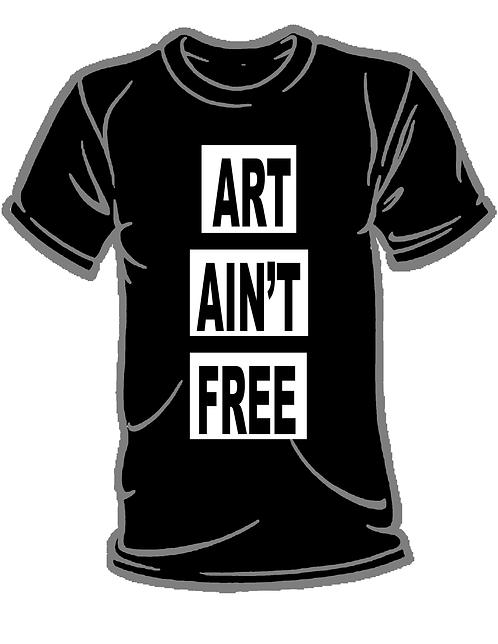 Art Ain't Free