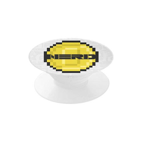 Pixel Coin Pop Socket