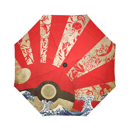 Pokemon Rising Sun Umbrella