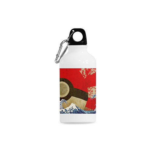 Pokemon Rising Sun Cazorla Sports Bottle(13.5OZ)