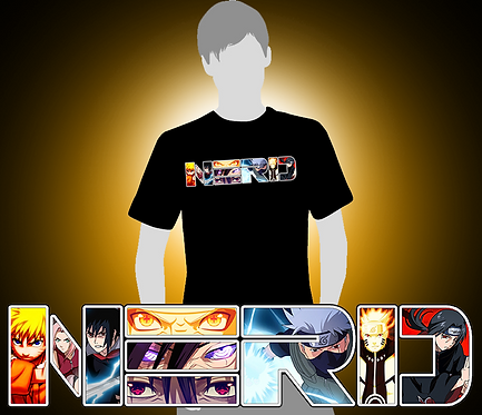NERD - Naruto (Gen 1)