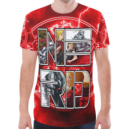 Full Metal Alchemist NERD Shirt
