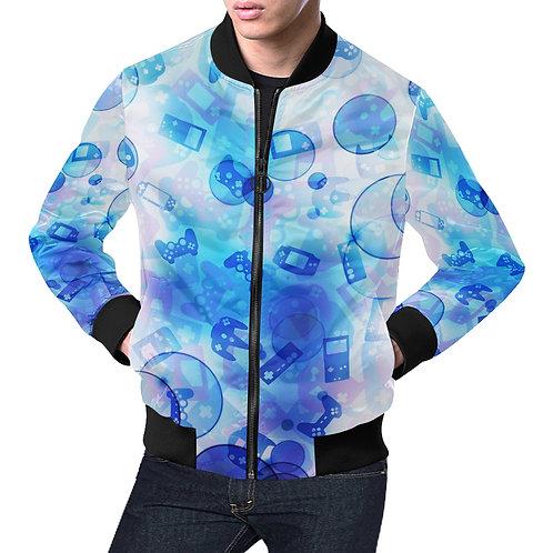 Gamer Bubble Bomber Jacket