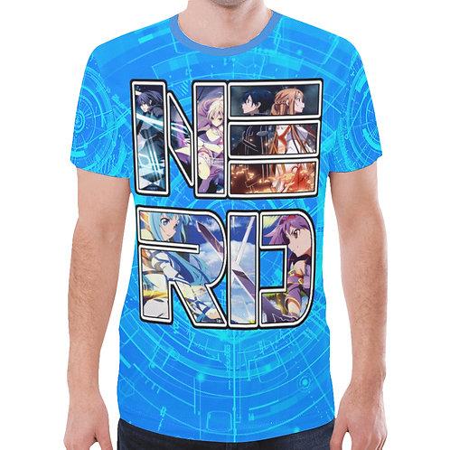 Sword Art Online NERD Shirt (Gen 3)