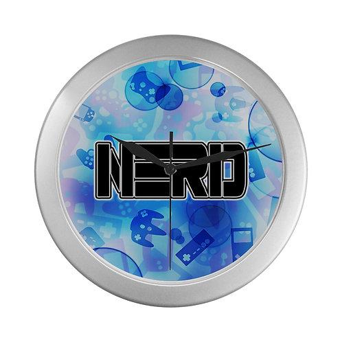 Gamer Bubble Wall Clock