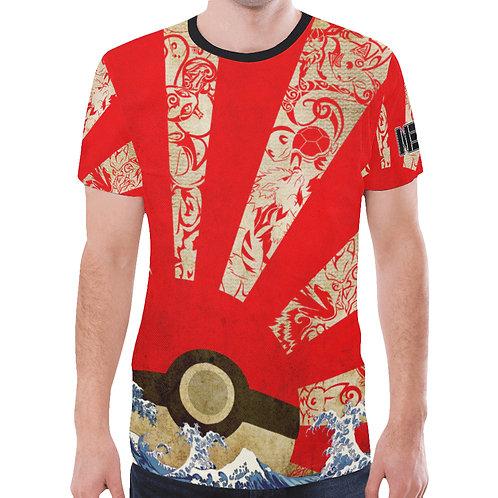 Pokemon Rising Sun T-Shirt