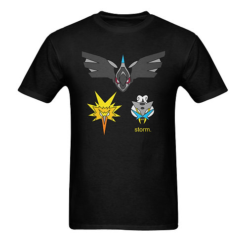 Storm Pokemon Shirt