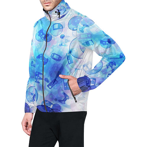Gamer Bubble Windbreaker