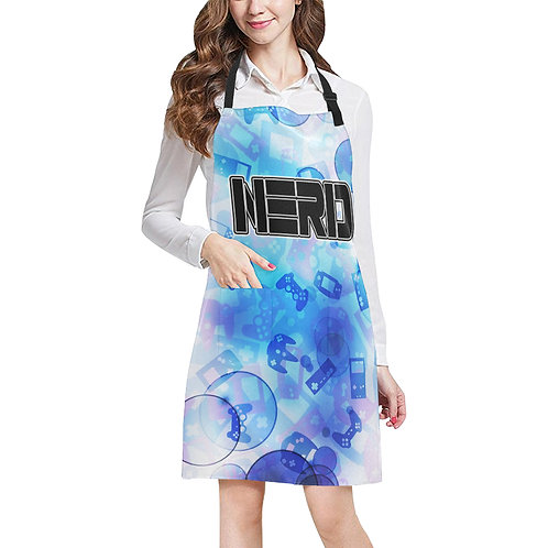 copy of Gamer Bubble Apron