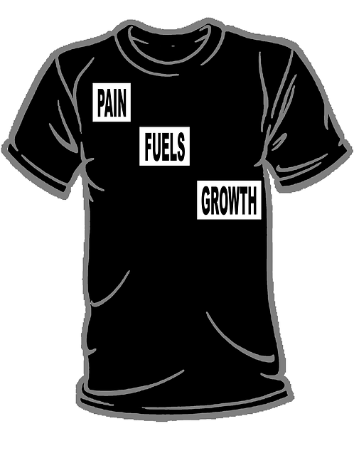 Pain Fuels Character