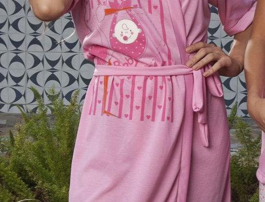 Robe - Short Doll   Gestante