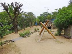 もとの保育園:屋外遊具