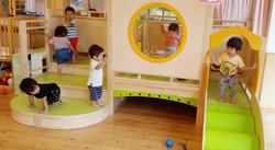 もとの保育園:園内遊具