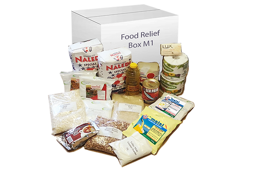 Relief Food Box M1