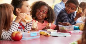 5 benefícios para cantinas de escola que fornecem produtos saudáveis e seguros