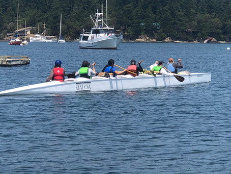 Reflections from Salish Sea Sciences Voyage