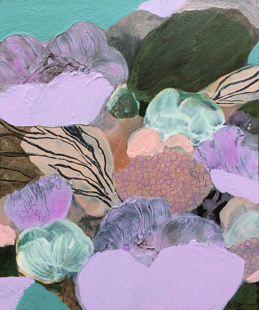 Lilac Blooms - SOLD