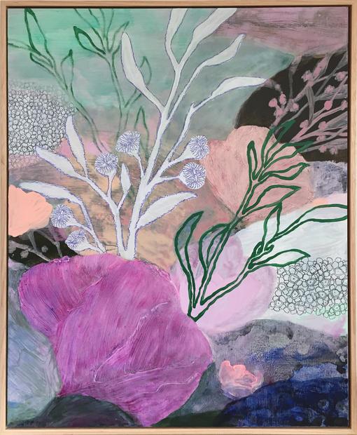 Jo Dyer-Winter Garden-61x75cm-insitu.jpg