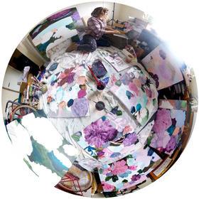Jo Dyer Studio Bubble