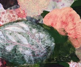 Detail: Berry Bouquet