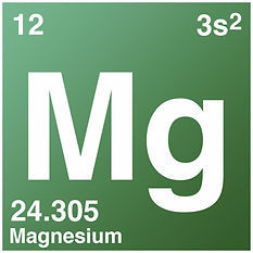 TN Scientific The Hangover Pill Ingredieint Research Magnesium Mineral Periodic Table of Elements Info