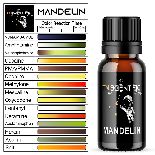 TN Scientific | Mandelin Reagent Testing Kit ~